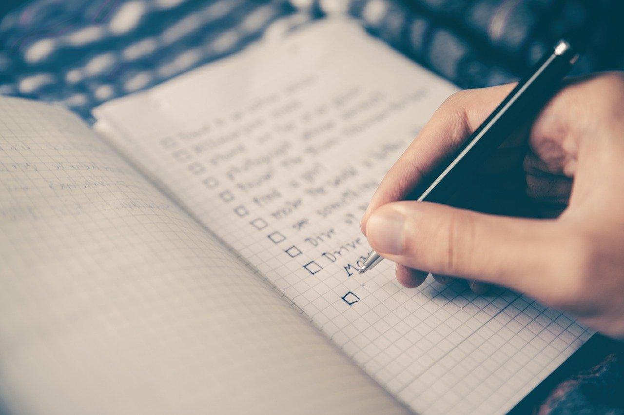 new home checklist | Argyle Estate Agents